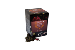 Afbeelding van Green Tea Raspberry Pomegranate 80 gr