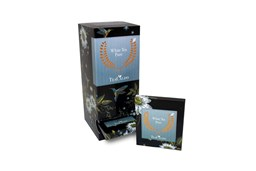Afbeelding van White tea pure Fairtrade Single serve 12 x 1,8gr
