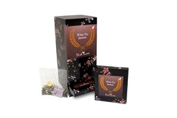 Afbeelding van White Tea Jasmine + Jasmine petals Single serve 12 x 1,8gr